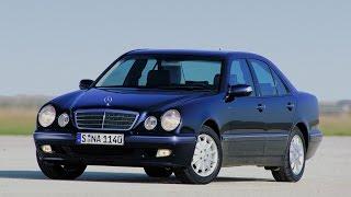 Mercedes e200 2004 года